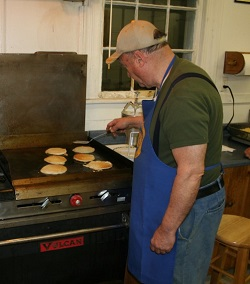 Brightwood Pancake breakfast photo
