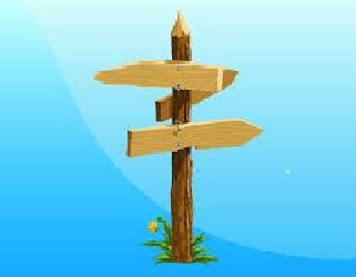 Crossroads (free clip art)