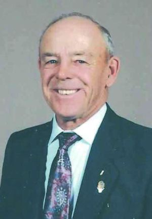 "William Danial ""Dan"" Maupin (White Hall Ruritan)"