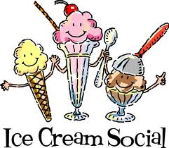 Ice Cream Social (free clip art)