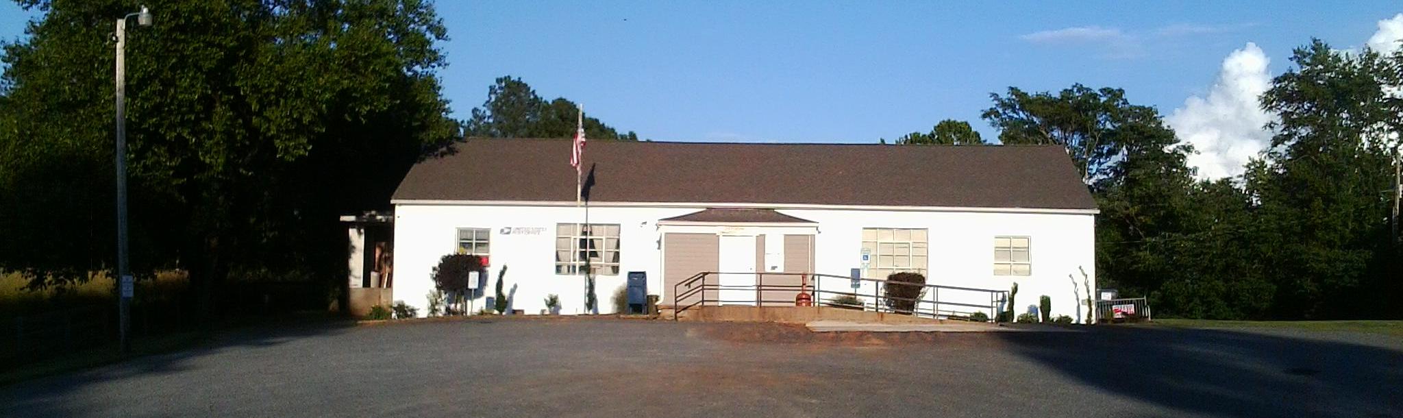 Jefferson VA Ruritan Clubhouse (photo credit Linda Bradshaw)