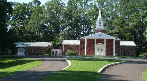 Salem Ruritan Meeting Location - Fellowship Hall of New Salem Baptist Church