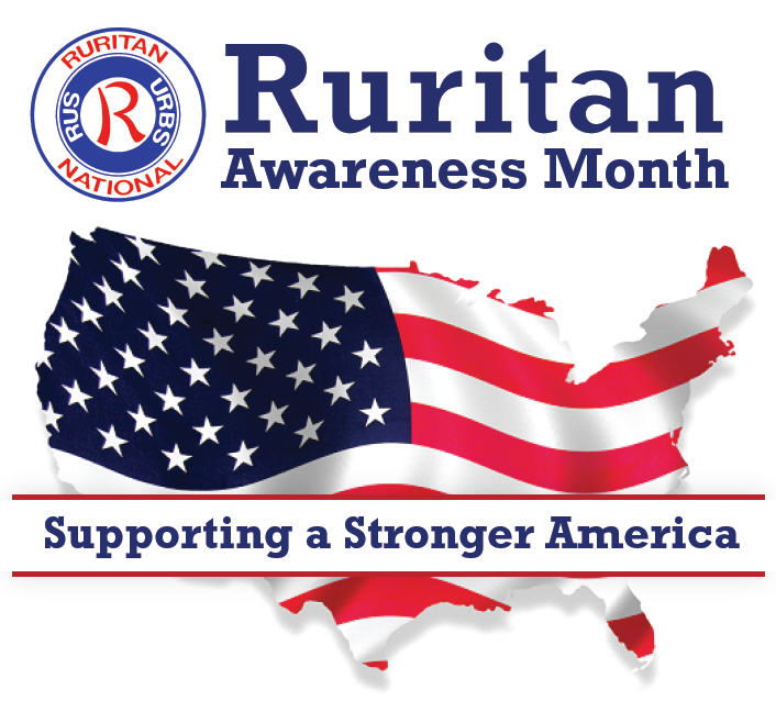 Ruritan Awareness Month logo