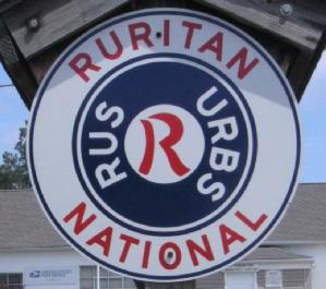 Ruritan Sign