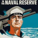 Dean, Tom, 1965-1969, Greene County Ruritan (photo Navy Reserve poster)