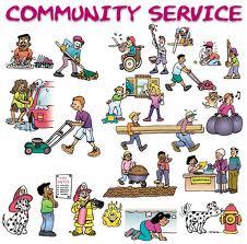 Community Service (free clip art)
