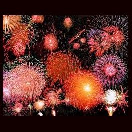 fireworks (free clip art)