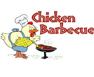 Chicken BBQ (free clip art)