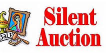 silent auction (free clip art)