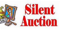 silent auction (free clip art)