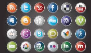 Social Media (free clip art)