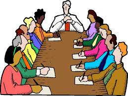Board meeting (free clip art)