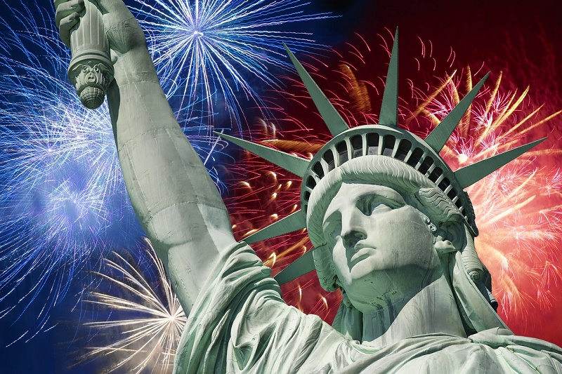 statue of liberty free clip art