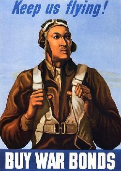 Morse, James W., 1959-1963, Rochelle Ruritan (photo Air Force War Bond Poster)