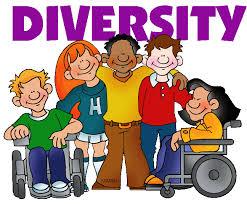 Diversity (free clip art)