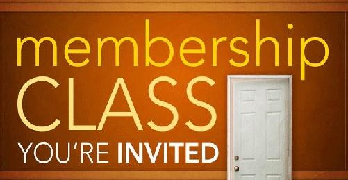 Membership Class (free clip art)