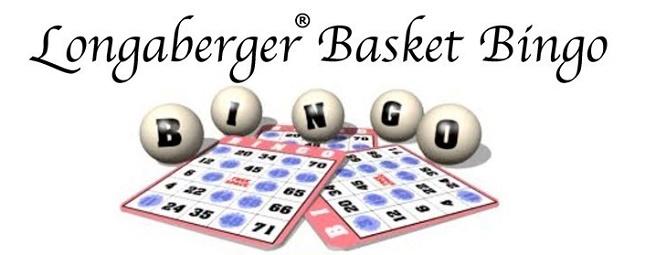 Longaberger Basket Bingo