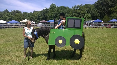 Belmont Horse Show (photo from Belmont Horse Show Facebook Page)