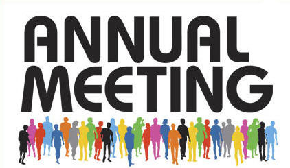 Annual Meeting Graphic (free clip art)