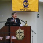 Bobby Burton Addresses the 2015 Rapidan District Convention (photo credit Hank Smith)
