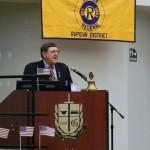 Bobby Burton Addresses the 2015 Rapidan District Convention (photo credit Hank Smith)