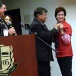 L-R Bobby Burton, Sarah Kelly, Michael Urbanek, Linda Bradshaw (photo credit Hank Smith)