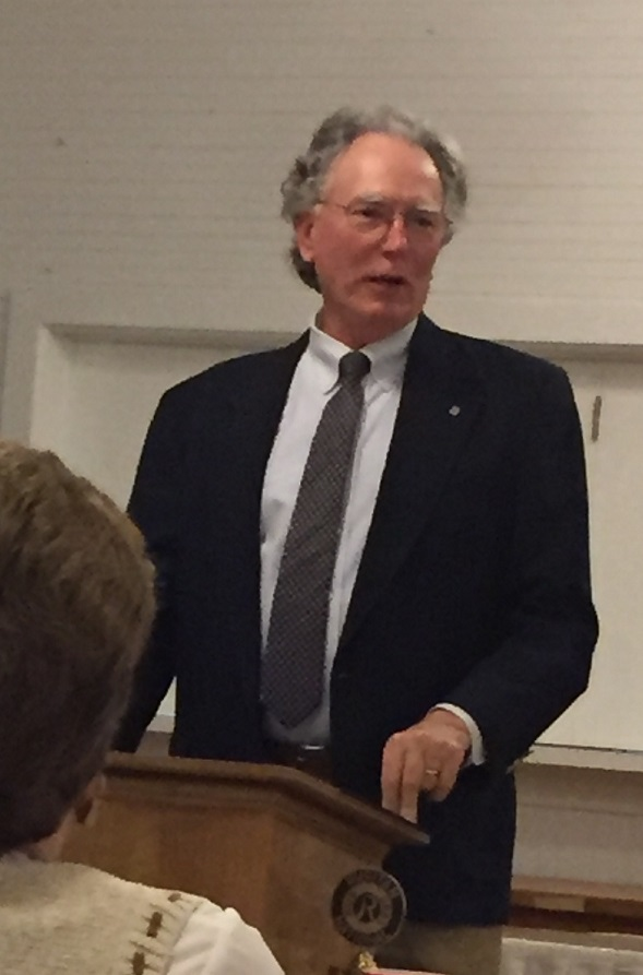 Rev. Stan Mulford (photo credit Linda Bradshaw)