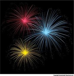 Fireworks (Free Clip-Art)