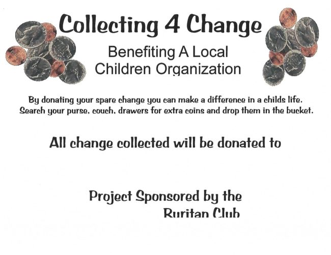 Collecting Change Flyer